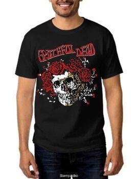 Rock t-shirt με στάμπα Grateful Dead