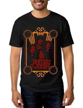 Rock t-shirt με στάμπα Black Sabbath ahmed n jones