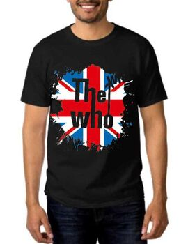 Rock t-shirt The Who