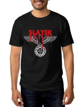 Rock t-shirt Slayer Eagle