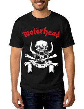 Rock t-shirt Motorhead March Or Die