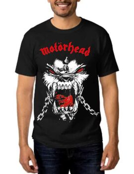 Rock t-shirt Motorhead