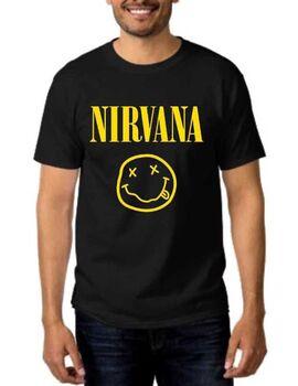 Rock t-shirt Nirvana