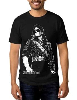 Rock t-shirt Michael Jackson