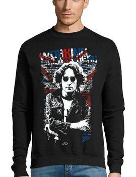 Μπλούζα Φούτερ Sweatshirt Rock John Lennon