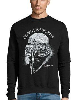 Μπλούζα Φούτερ με στάμπα Black Sabbath Tony stark