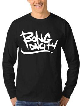 Μπλούζα Φούτερ Sweatshirt Rap Bong Da City