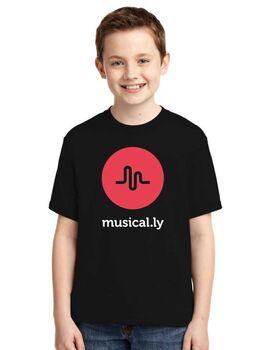 Παιδικό Μπλουζάκι Musical Ly  T-shirt