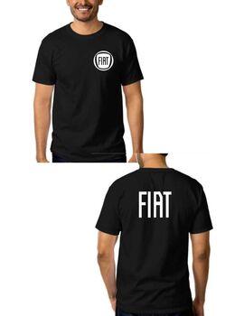 Μπλούζα αυτοκινήτου με στάμπα FIAT