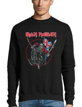 Μπλούζα Φούτερ με στάμπα Iron Maiden Trooper