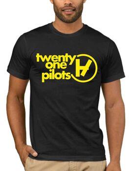 Μπλουζάκι,φούτερ κουκούλα & φούτερ χωρίς κουκούλα με στάμπα 21 One Pilots