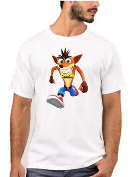 Μπλουζάκι με στάμπα Crash Bandicoot