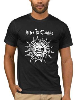 Μπλουζάκι με στάμπα Heavy Metal Alice in Chains