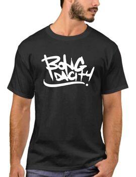 Μπλούζα με στάμπα Bong Da City