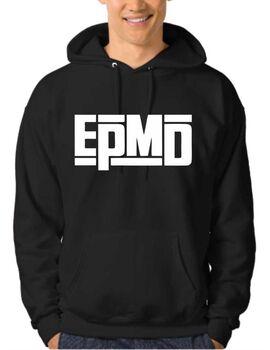 Μπλουζάκι,φούτερ κουκούλα & φούτερ χωρίς κουκούλα με στάμπα EPMD