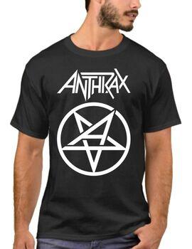 Μπλουζάκι,φούτερ κουκούλα & φούτερ χωρίς κουκούλα με στάμπα Anthrax