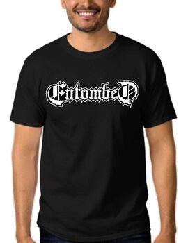 Μπλουζάκι με στάμπα Heavy Metal T-shirt Entombed