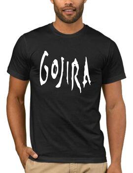 Μπλουζάκι,φούτερ κουκούλα & φούτερ χωρίς κουκούλα με στάμπα Gojira