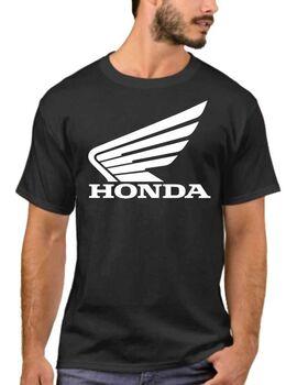 Μπλούζα αυτοκινήτου με στάμπα HONDA