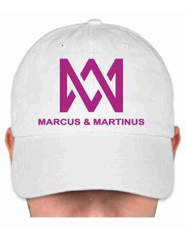 Καπέλο τζόκεϊ Marcus & Martinus