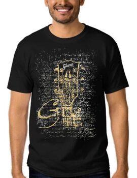 Μπλουζάκι,φούτερ κουκούλα & φούτερ χωρίς κουκούλα με στάμπα Guitar Gibson t-shirt dj1672