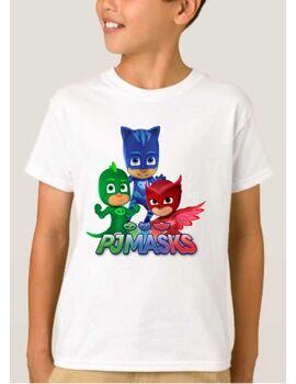 Παιδικό μπλουζάκι Pj Masks ΠIΤΖΑΜΟΗΡΩΕΣ