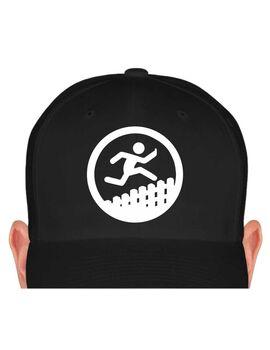 Καπέλο τζόκεϊ με στάμπα Λεξ