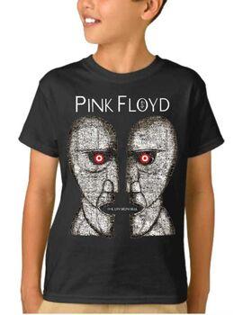 Παιδικό μπλουζάκι με στάμπα Pink Floyd The Division Bell