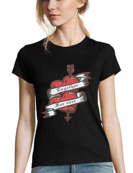 Μπλούζα t-shirt Together For Ever