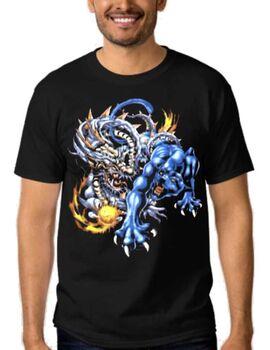 Μπλούζα t-shirt The Beast