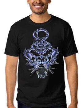 Μπλούζα t-shirt Scorpions