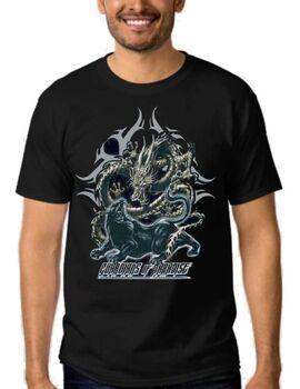 Μπλούζα t-shirt Guardians of Paradise