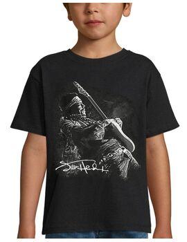 Παιδικό μπλουζάκι με στάμπα Jimi Hendrix