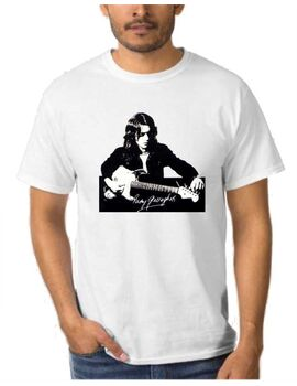 Μπλούζα t-shirt Rory Gallagher