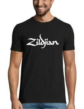 Mπλούζα με στάμπα Drummer Zildjian