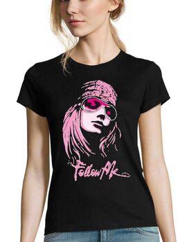 Μπλούζα t-shirt  Woman Follow Me