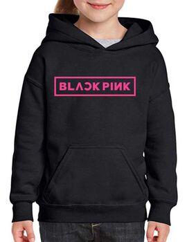Μπλούζα Φούτερ με κουκούλα BlackPink Hoodie