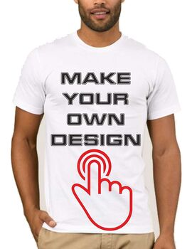 Send Us Your Custom Design For Selling