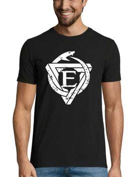 Heavy metal t-shirt με στάμπα Epica