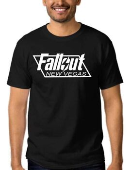 Mπλούζα με στάμπα Fallout New Vegas T-Shirt