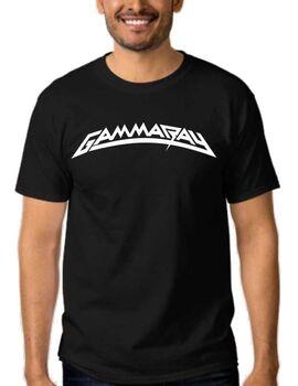 Heavy metal t-shirt με στάμπα Gamma Ray