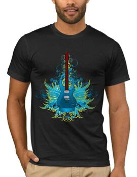 Μπλούζα t-shirt Guitar