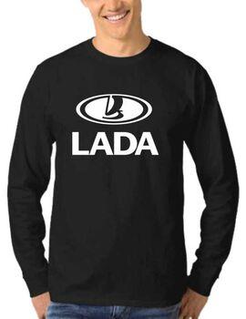 Μπλούζα φουτερ αυτοκινήτου με στάμπα Lada