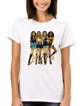 Μπλουζάκι με στάμπα Little Mix