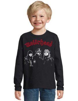 Παιδικό μπλουζάκι με στάμπα Motorhead
