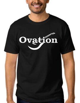 Μπλούζα με στάμπα Ovation guitar