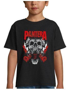 Παιδικό μπλουζάκι με στάμπα Pantera