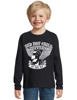 Παιδικό μπλουζάκι με στάμπα Red Hot Chili Peppers By The Way