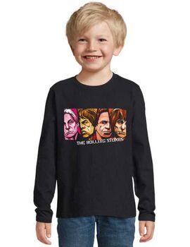 Παιδικό μπλουζάκι με στάμπα Rolling Stones