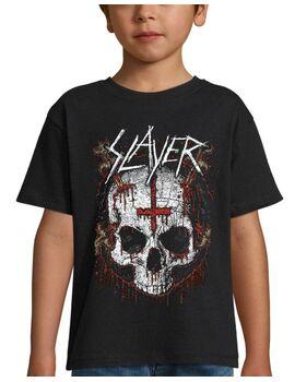 Παιδικό μπλουζάκι με στάμπα Slayer